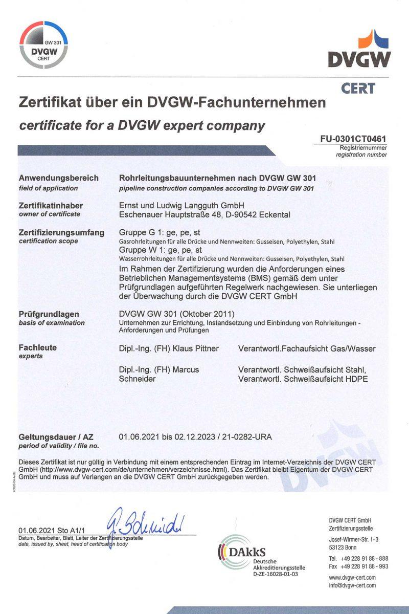 DVGW-Fachunternehmen-Zertifikat-2021-2023